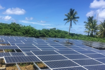 Energy Master Plan and Pohnpei Energy Assessment, Micronesia