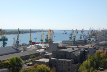 Ports PPP Feasibility Study, Ukraine