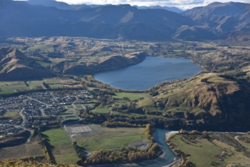 Lake Hayes Remediation Assessment, New Zealand