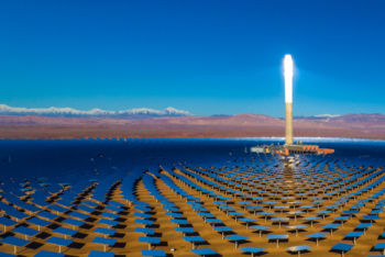 Middle East and North Africa's Concentrated Solar Power Knowledge and Innovation Program