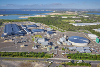 Sydney Desalination Plant Regulatory Due Diligence, Australia