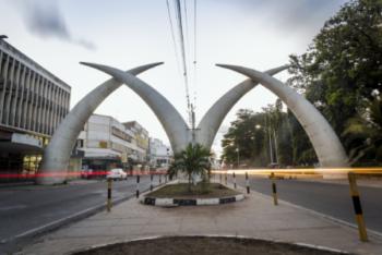 Mombasa County Infrastructure Plan, Kenya