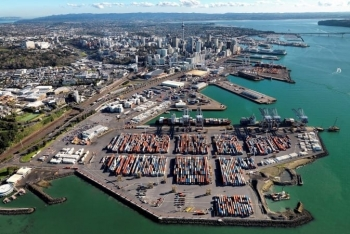 Competition Analysis for Merger of the Port of Tauranga and Ports of Auckland, New Zealand